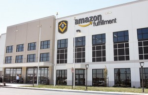 Amazon Tracy Fulfillment Center